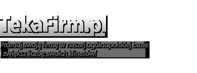 Katalog firm, Baza wizytówek firm TekaFirm.pl